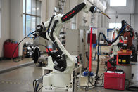 Gantry - hanging Welding Robotic Arm for Stainless Steel / Aluminum